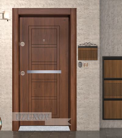 Блндирана Врата Старлайф SL 202 Металик