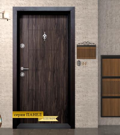 Входна блиндиран врата T102 Африка