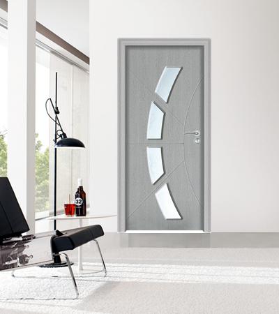 Интериорна врата модел 27 MDF