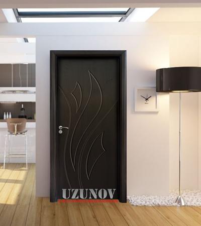 Интериорна врата 033-P Венге
