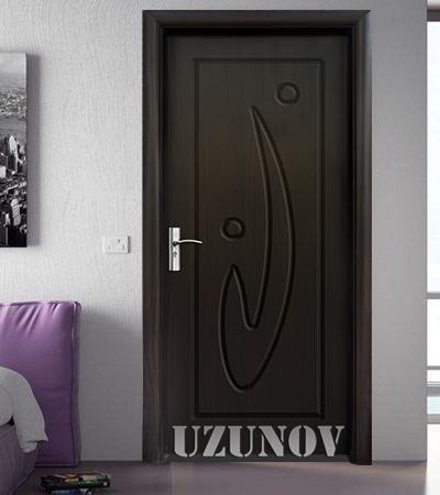 Интериорна врата 070-P Венге