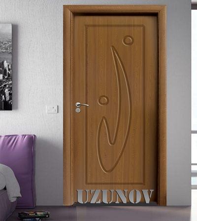 Интериорна врата 070-P Златен дъб