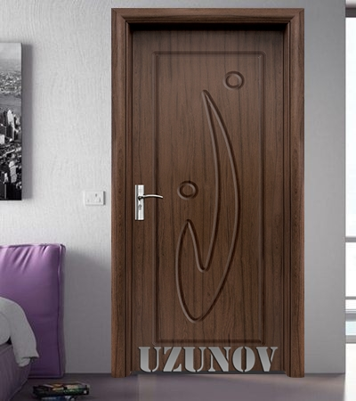 Интериорна врата 070-P Орех