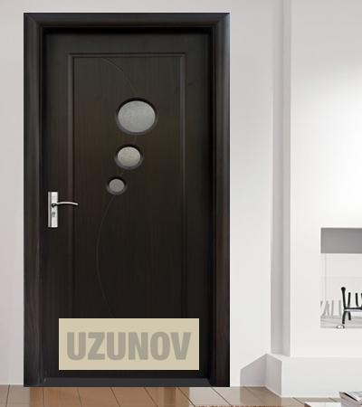 Интериорна врата HDF 017 Венге