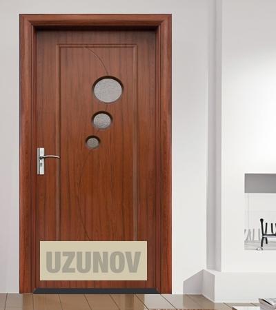 Интериорна врата HDF 017 Череша