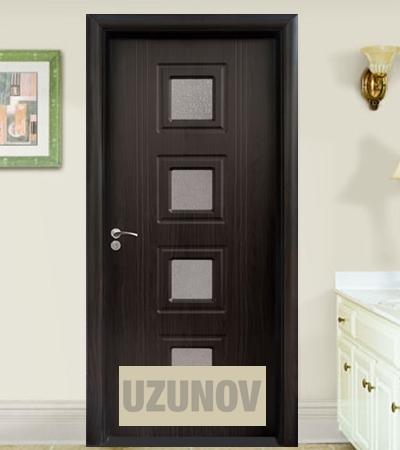 Интериорна врата HDF 021 Венге