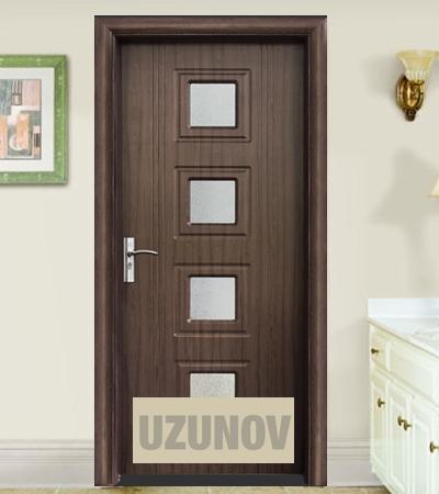 Интериорна врата HDF 021 Орех