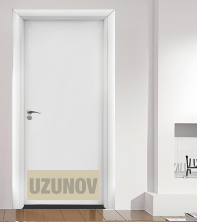 Интериорна врата HDF 030 Бял