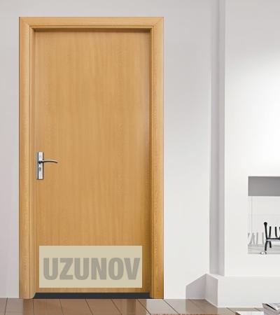Интериорна врата HDF 030 Светъл дъб