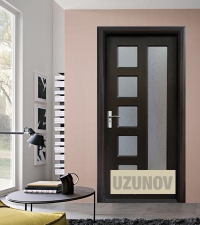 Интериорна врата HDF 048 Венге