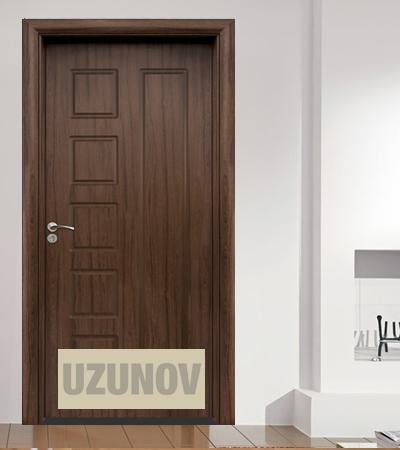 Интериорна врата HDF 048 P Орех