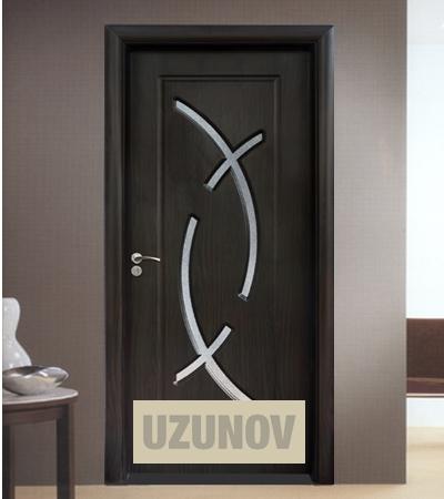 Интериорна врата HDF 056 Венге