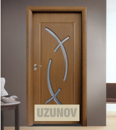 Интериорна врата HDF 056 Златен дъб