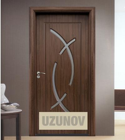Интериорна врата HDF 056 Орех