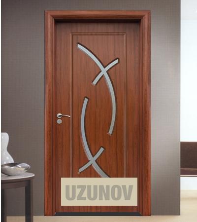 Интериорна врата HDF 056 Череша