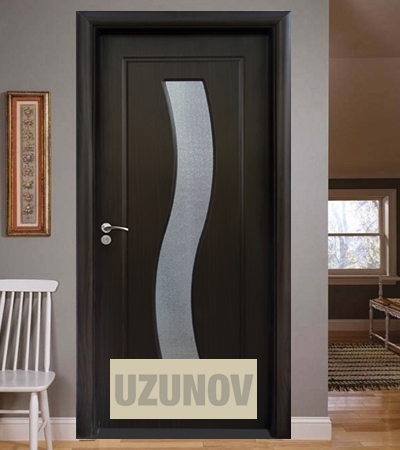 Интериорна врата HDF 066 Венге