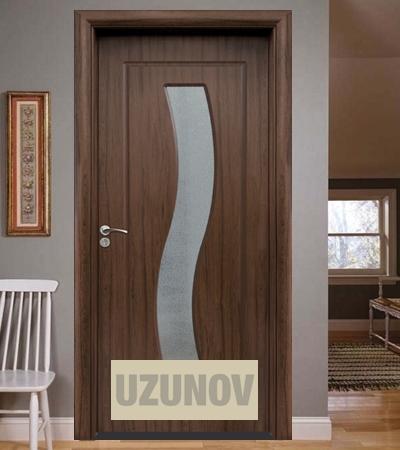 Интериорна врата HDF 066 Орех