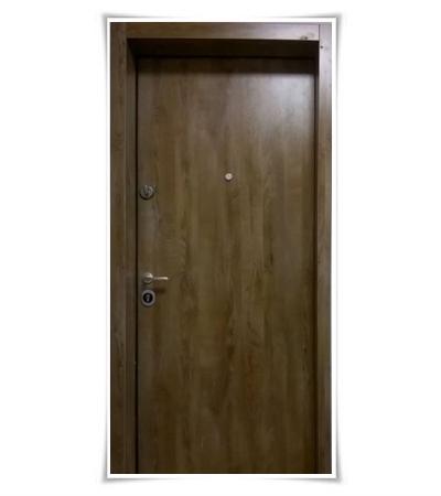 Метална врата ПДЧ модел 4
