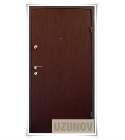 Метална врата за Панел с една брава