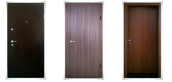 Метални врати за апартамент