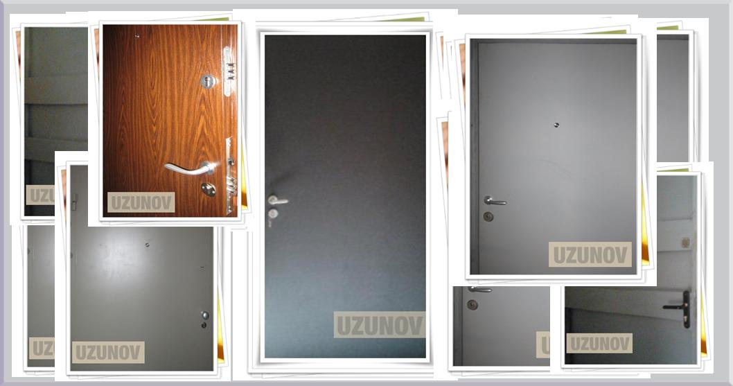 Промоция на метални врати за панели