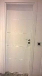 бяла интериорна врата Craft Master