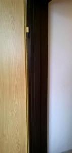 каса на ПДЧ входна врата