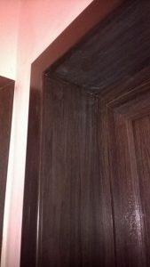 каса на ламинат МДФ интериорна врата