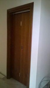 плъзгаща МДФ врата 2