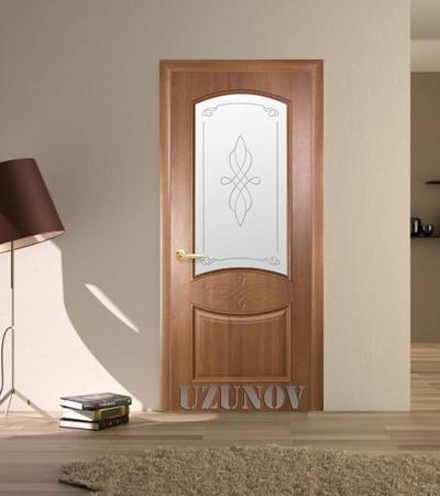 Украинска интериорна врата ДОНА B Златна Елха