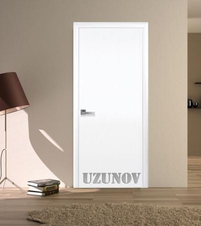 Украинска интериорна врата КОЛОРИ Бяла