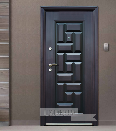Метални врата